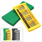 22 in 1 Precision Screwdriver Kit Repair Tool for Electronics, Smartphone, Tablet, Computer