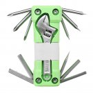 16 In 1 Folding Combination Screwdriver Sleeve Tool Set With LED Repair Tools, Multi Functional