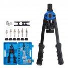 Riveter Tools Set Nut Riveting Screw Kits Rivnut Nutsert Insert Accessories