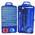 108 In 1 Watch Mobile Phone Chrome Disassembly Repair Tools Kit, Multifunction