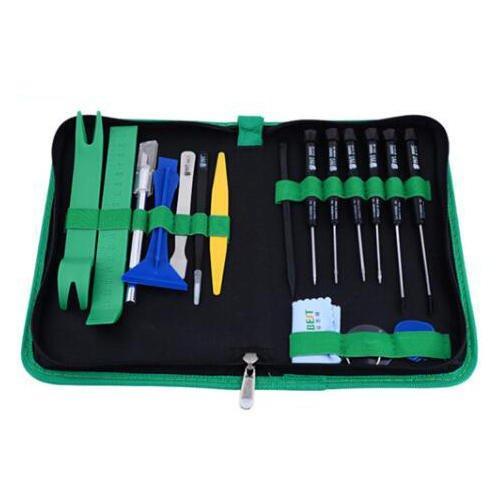 22 In 1 Professional Mobile Phone, PC Repair Kit Set, Opening Pry Tool Screwdriver Set