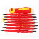 7 Pcs 1000V Electronic Insulated Screwdriver Set Repair Tools
