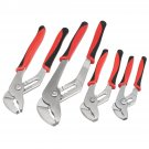 7, 8, 10, 12 Inch Water Pump Pliers Plumbers Jaw Pipe Clamp Wrench Grips Hand Tool