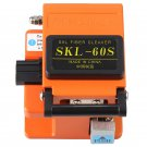 Optical Fiber Cutter Cutter FTTH High Precision Fiber Cleaver Orange With Bag