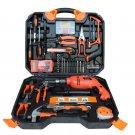 Multifunctional, 120 Pcs Electric Impact Drill Wood Working Set Maintenance Tools