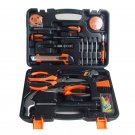 Multifunctional, 45 Pcs Tool Set Carbon Steel Household Wood Working Kits