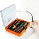 54 in 1 Interchangeable Magnetic Multipurpose Screwdriver Set Repair Tools