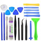 20 in 1 Professional Tools Tweezers Pry Spudger Tool Kit, iPhone 4s 5s 6s, iPad, Samsung, Surface