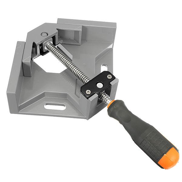 Aluminum Alloy Die Casting 90 Degrees Corner Clamp Right Angle Wood Working Vice