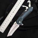 Outdoor Camping Survival Hunting EDC Pocket Tools Glass Hammer Cutter Bottle Opener Screwdriver