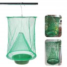 Fly Insect Trap Net Gardening Hanging Folding Reusable Drosophila Insect Catcher Killer Cage