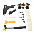 110-240V 60W Dent Dent Puller Tool Kit Dent Paintless Repair PDR Tools with Hot Melt Glue Gun