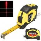 LV-07 Pro 25 7.5M Laser Level Tape Measure Horizontal Vertical Line Ruler Tester