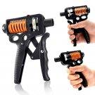 10KG-50KG Adjustable Hand Grip Strengthener Trainer Hand Power Exerciser Gripper