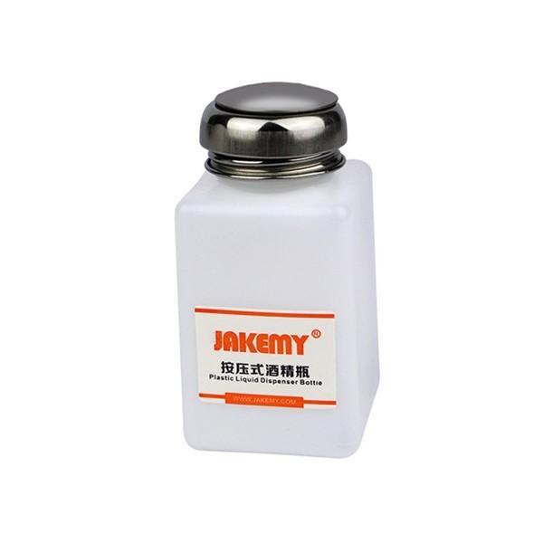 180ml Plastic Liquid Dispenser Bottle Pumping Bottle