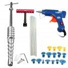 25 Pcs PDR Tools Kit Hail Repair Glue Puller Paintless Dent Repair Bar Tools