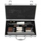 103 Pcs Professional Universal Cleaning Kit Shotgun Firearm Cleaner