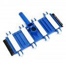 Swimming Pool Vacuum Brush Head Fish Pond Vacuum Head Pool Cleaning Brushes