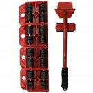 Heavy Furniture Shifter Lifter Wheels Moving Kit Slider Mover Table Sofa Removal lens