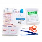 Emergency First Aid Kit 39 Piece Survival Supplies Bag for Car Travel Home Emergency Box