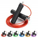 3M Steel Wire Speed Skipping Rope Jumping Rope Adjustable Crossfit Fitnesss Exercise