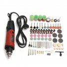 400W 220V Electric Drill Grinder Variable Speed Rotary Tool With 161pcs Accessories