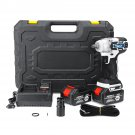 3 In 1 88V 10000mAH Power Drills Electric Screwdriver Brushless Electric Wrench 240-520NM