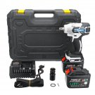 3 In 1 128V 19800mAH Brushless Electric Wrench Power Drills Electric Screwdriver 240-520NM