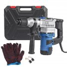 Heavy Duty Electric Hammer Tool Set 2000W 220V Drill Electric Hammer Drill Concrete Breaker