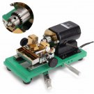 110V 320W Pearl Drilling Holing Machine Driller Set Beads Making ewelry Punch Tool