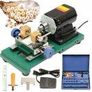 280W 220V Mini Beads Drilling Machine Drills Hole Punch DIY Beads Making Tool