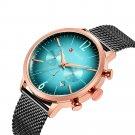 CURREN 8313 Men Clock Stainless Steel Casual Date Waterproof Quartz Watch