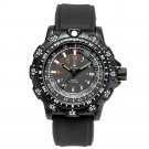 Military Luminous Display Men Wrist Watch Silicone Strap Quartz Watch
