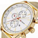 CURREN 8227 Business Men Watch Luxury Sport Metal Quartz Wrist Watch
