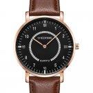 CHEERMES 253 Waterproof Men Wrist Watch Casual Style Ultra-thin Design Quartz Watches