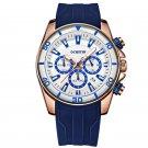 OCHSTIN GQ094 Bussiness Style Male Wristwatch Auto Date Stopwatch Military Quartz Watch