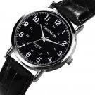 KINGNUOS 013 Casual Style Clock Men Wrist Watch Business Style Waterproof Quartz Watch