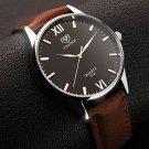 YAZOLE 318 Men Watch Luminous Display Casual Style Clock Quartz Watches