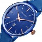 MINI FOCUS MF0115G Ultra-Thin Business Style Men Wrist Watch Waterproof Quartz Watches