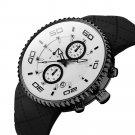 SINOBI 9739 Multifunction Fashion Style Sport Watches Silicone Strap Men Quartz Wristswatch