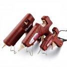20W/60W/100W Hot Melt Glue Gun Adjustable Professional Copper Nozzle Heater Heating Wax