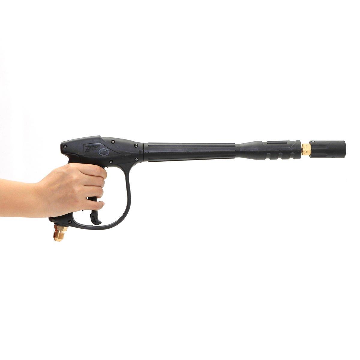 15Mpa Portable High Pressure Car Washer Auto WashingHose Kit Spraying Gun