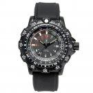 WAITIME 8015 Military Luminous Display Men Wrist Watch Silicone Strap Quartz Watch