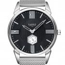 YAZOLE 432 Casual Style Men Wrist Watch Designed Small Dial Stainless Steel Strap Quartz Watch