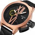 MEGIR 1078 Luminous Display Calendar Quartz Watch Unique Design Men Wrist Watches