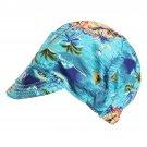 Adjustable Welding Cap Protective Hat Scarf Welders Retardant Cotton Helmet 55 to 61cm