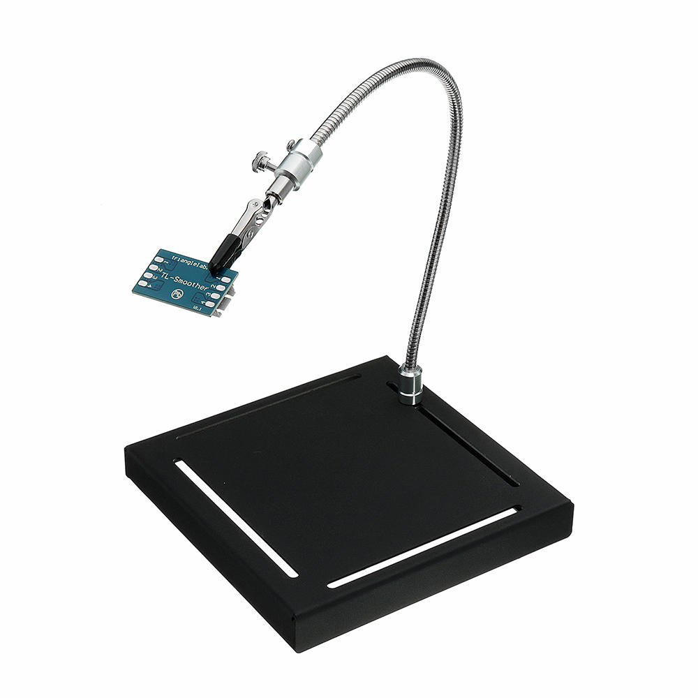 YP-003-2 300mm Universal Flexible Arms Soldering Station PCB Fixture Helping Hands Holder