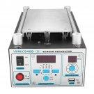 110V/220V LCD Touch Screen Glass Separator Vacuum Pump Splitter Machine UV Light