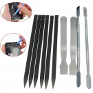 10 in 1 Opening Repair Tools Set Metal Pry Spudger for CellPhone iPad Tablets
