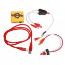 Golden Z3X Activated Box Tools For Samsung And Pro With 4 Cable c3300k/P1000/USB/E210